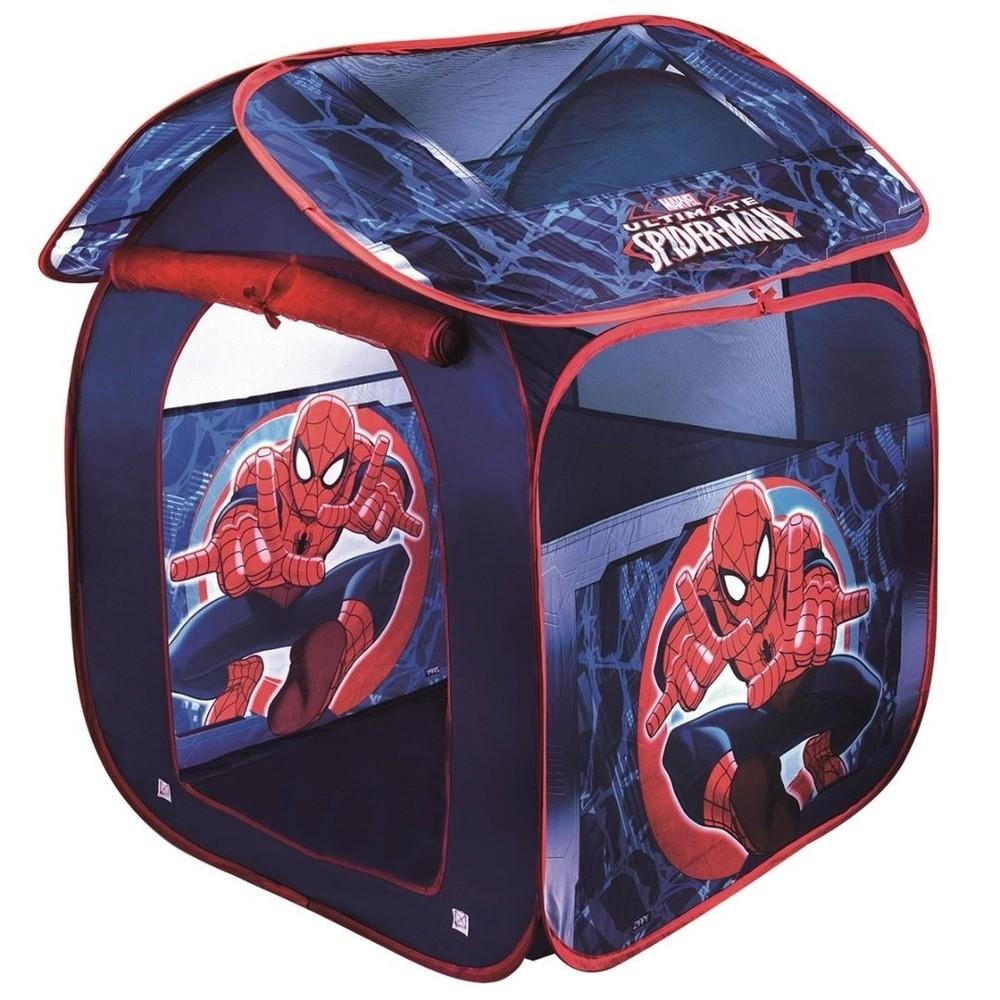 Barraca Toca Portátil Casa Spider Man Ultimate – Zippy Toys