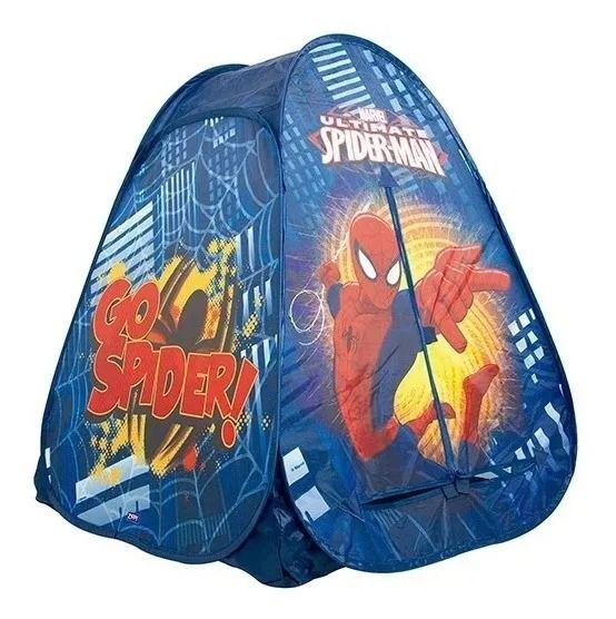 Barraca Toca Portátil SpiderMan Ultimate – Zippy Toys