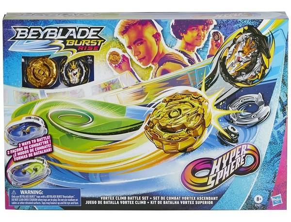 Beyblade HyperSphere – Kit Arena De Batalha Vortex Superior – Hasbro