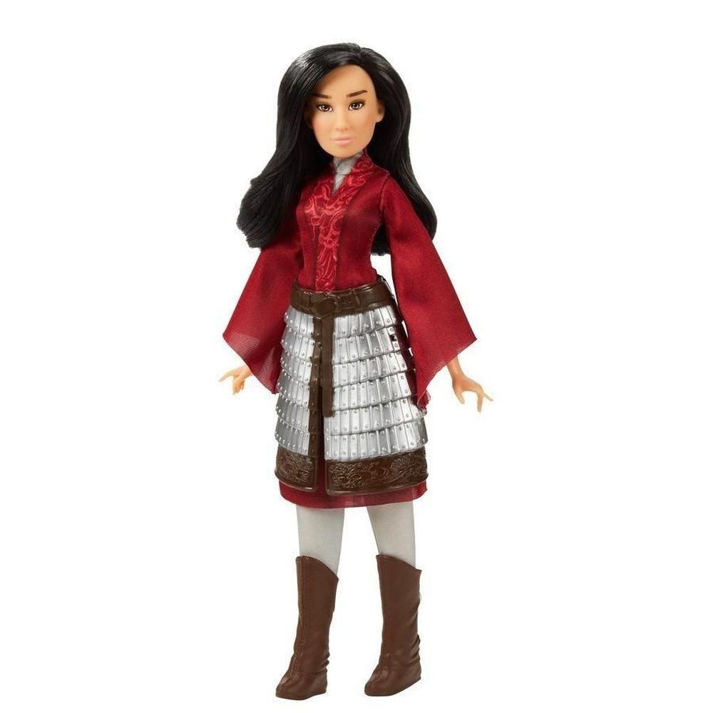 Boneca Princesa Disney Mulan 29 cm - Hasbro