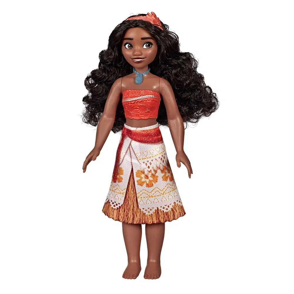 Boneca Princesas Disney Clássica Moana 29 cm - Hasbro