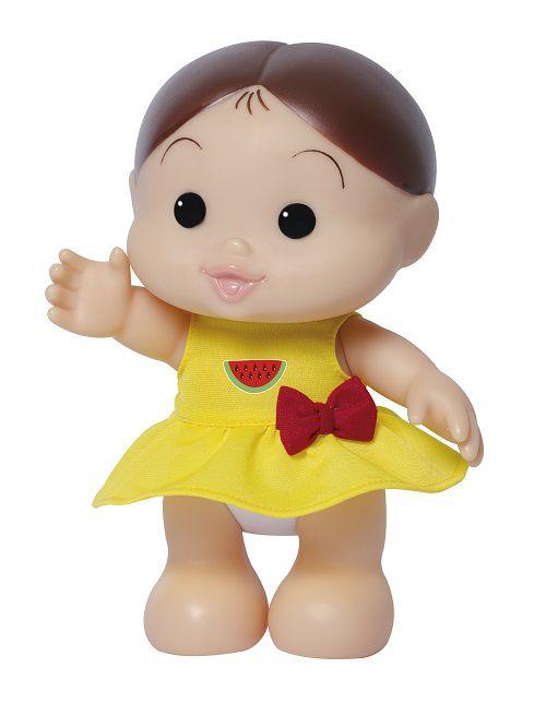 Boneca Turma da Mônica Iti Malia – Magali 23 cm – Baby Brink
