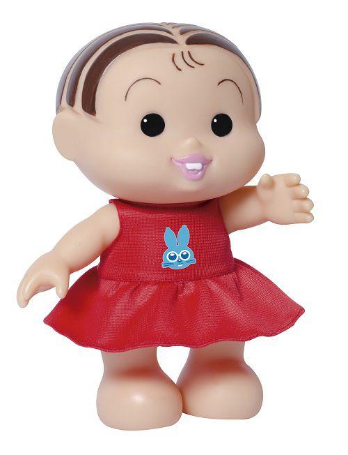 Boneca Turma da Mônica Iti Malia – Mônica 23 cm – Baby Brink