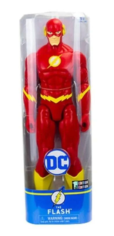 Boneco Flash Dc Comics Series Articulado 30 Cm Sunny