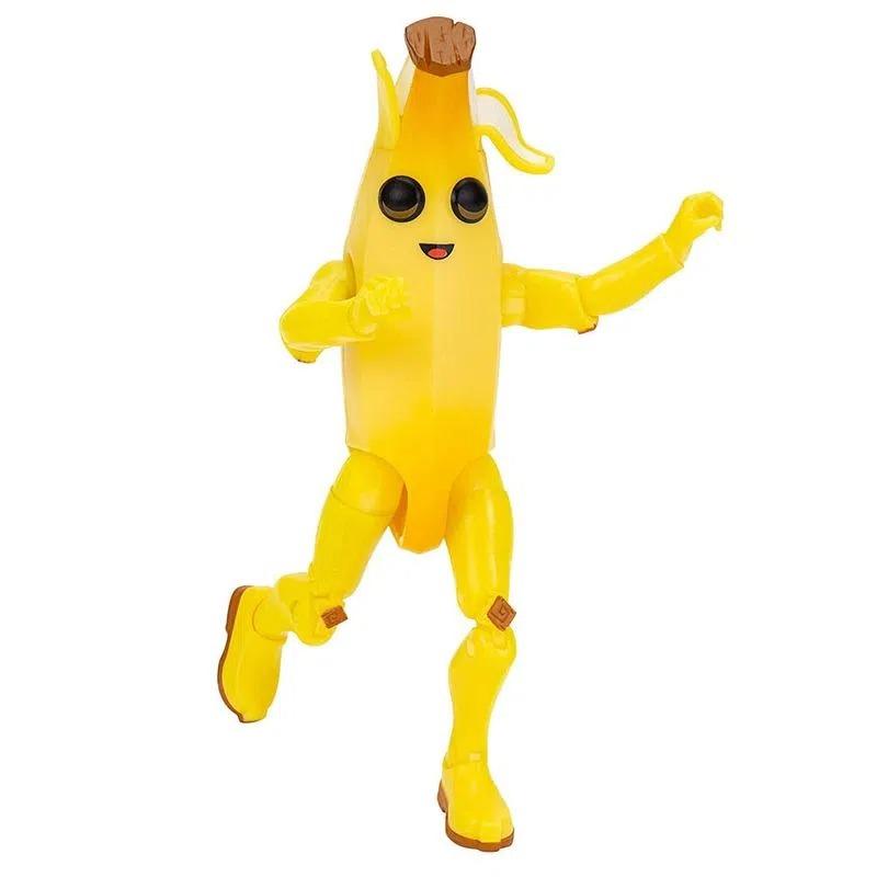 Boneco Fortnite Articulado C/ Acessorio – Peely Banane 12 cm - Sunny