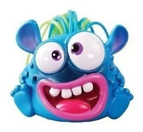 Boneco Monstro Galera Do Grito Azul - Puxou Gritou – sons e música -  Dtc