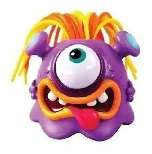 Boneco Monstro Galera Do Grito lilas - Puxou Gritou – sons e música -  Dtc