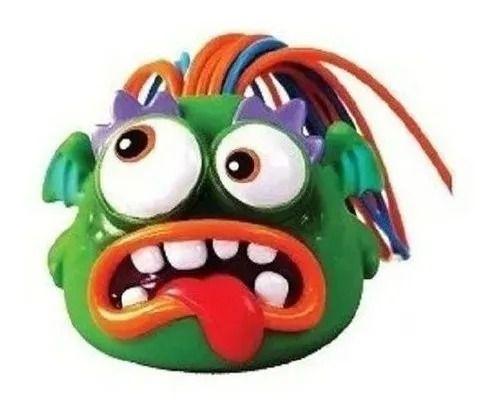Boneco Monstro Galera Do Grito Verde - Puxou Gritou – sons e música -  Dtc