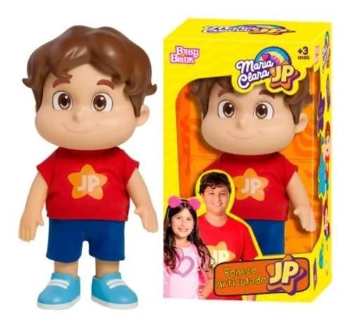 Boneco  João Pedro Jp Youtuber ( 27 cm articulado )  Baby Brink