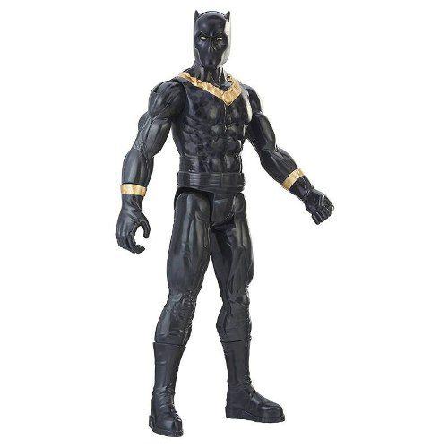 Boneco Marvel Pantera Negra Articulado 30cm  - Hasbro