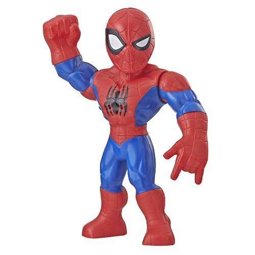Boneco Playskool Hero Mega Mighty Articulado 25 cm Spiderman - Hasbro