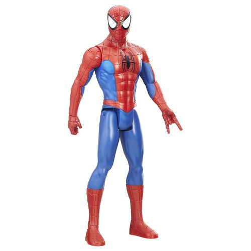Boneco Titan Hero Power FX Spiderman Articulado 30 cm - Hasbro
