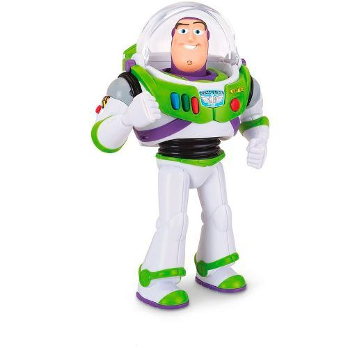Boneco Toy Story Buzz Lightyear C/ 20 Frases Portugues 30 cm Toyng
