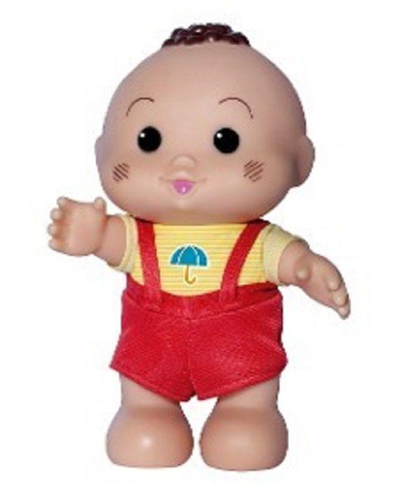 Boneco Turma da Mônica Iti Malia – Cascão 23 cm – Baby Brink