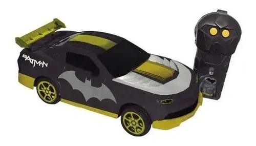 Carrinho Controle Remoto 3 funções - Batman Vigilante Dourado – Candide