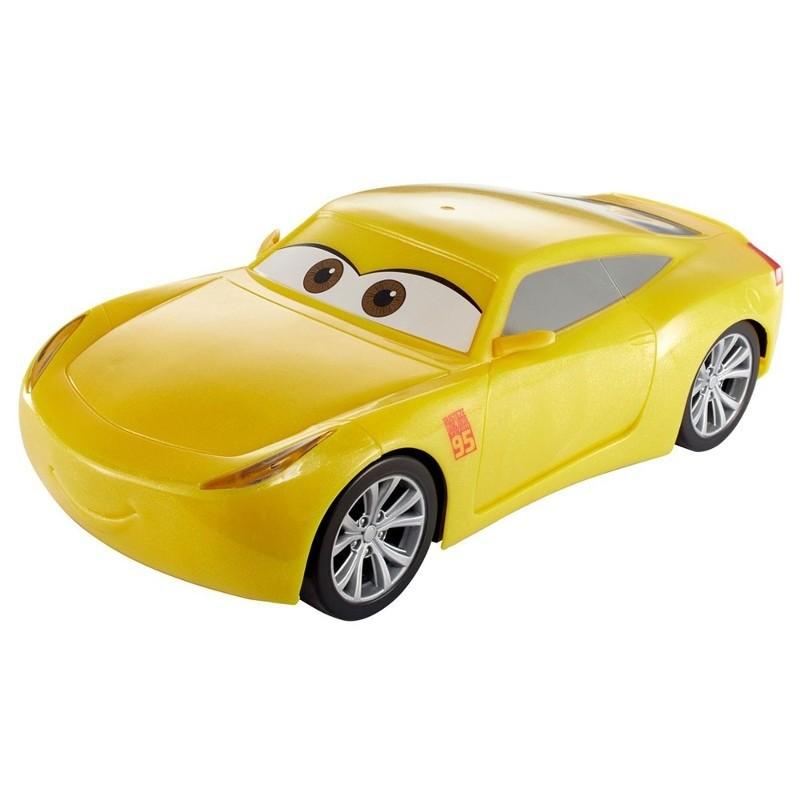 Carros 3 Disney Cruz Martinez Interativo + 65 sons - Mattel