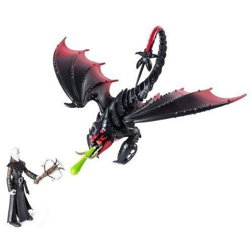 Como Treinar Seu Dragão 3 Grimmel & Deathgripper Sunny