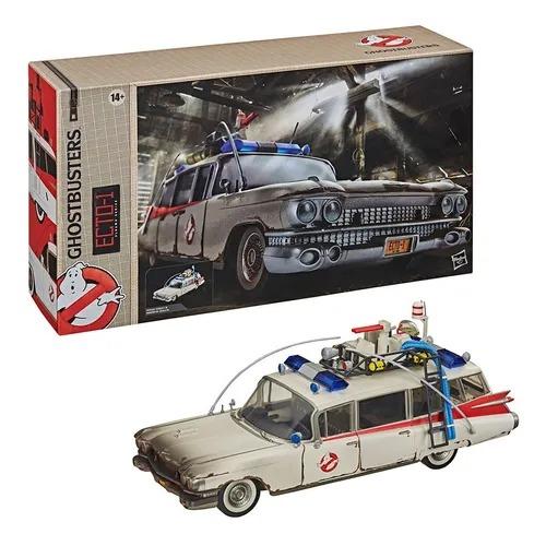 Ghostbusters Plasma Series Veículo Caça Fantasmas  Ecto-1 - Hasbro