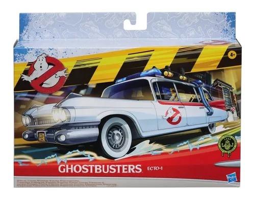 Ghostbusters Veículo Caça Fantasmas Ecto-1 29 cm - Hasbro