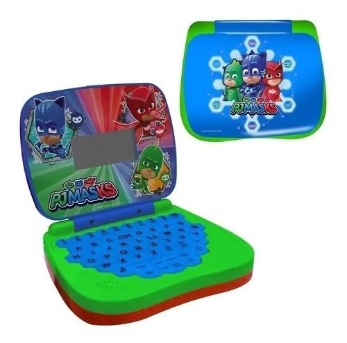 Laptop Atividades Infantil PJMasks - português/inglês - Candide