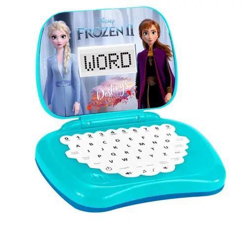 Laptop Infantil Disney Frozen II - português/inglês - Candide