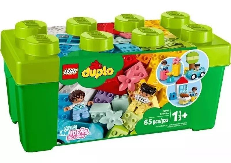 Lego 10913 Duplo Caixa de Peças Criativas – 65 peças