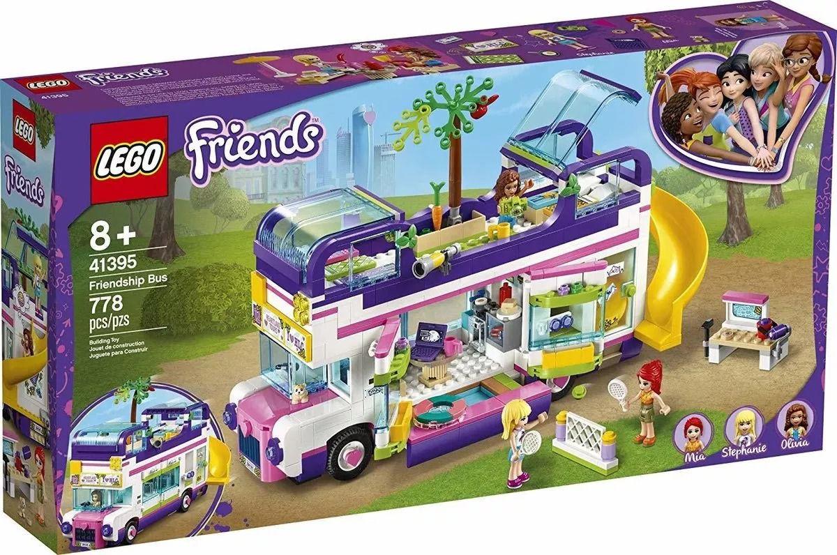 Lego 41395 Friends Ônibus da Amizade – 778 peças
