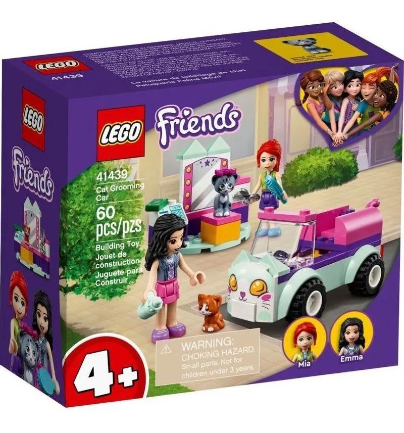 Lego 41439 Cabeleireiro Móvel Para Gatos -60 peças