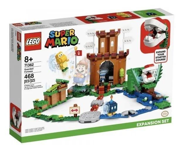 Lego 71362 Super Mario Fortaleza Protegida Expansão – 468 peças
