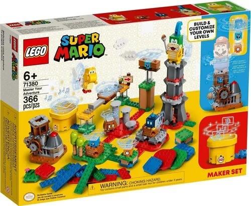 Lego 71380 Super Mario - Domine Sua Aventura – Expansão – 366 peças