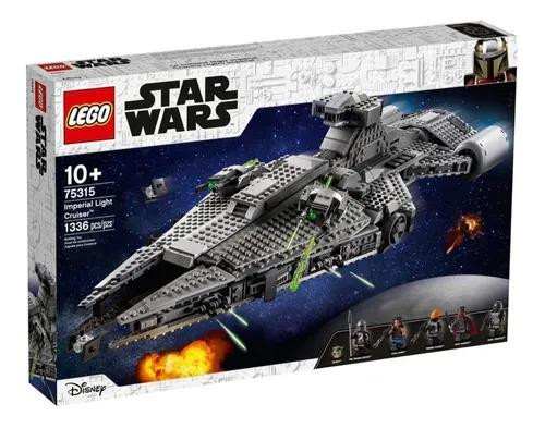 Lego 75315 Star Wars - Imperial Light Cruiser - Cruzador Imperial  1336 Peças