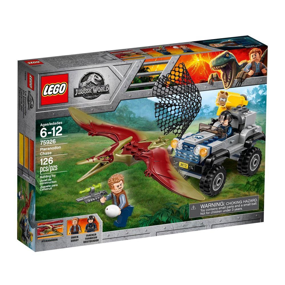 Lego 75926 Jurassic World – Perseguição Pteranodonte