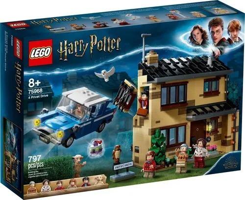 Lego 75968 Harry Potter  4 Privet Drive – 797 peças