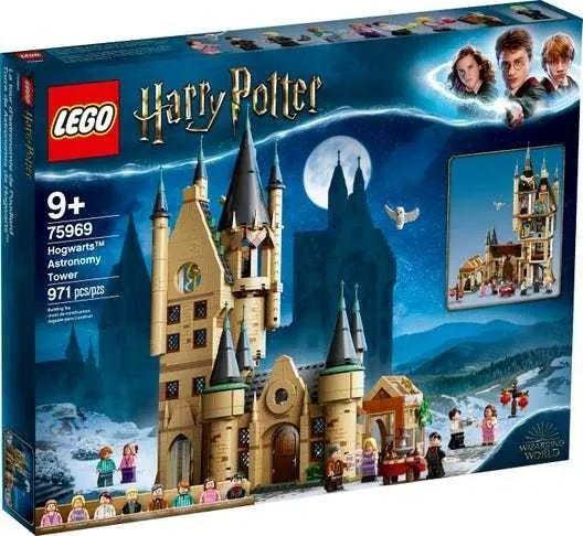 Lego 75969 Harry Potter A Torre De Astronomia De Hogwarts – 971 peças