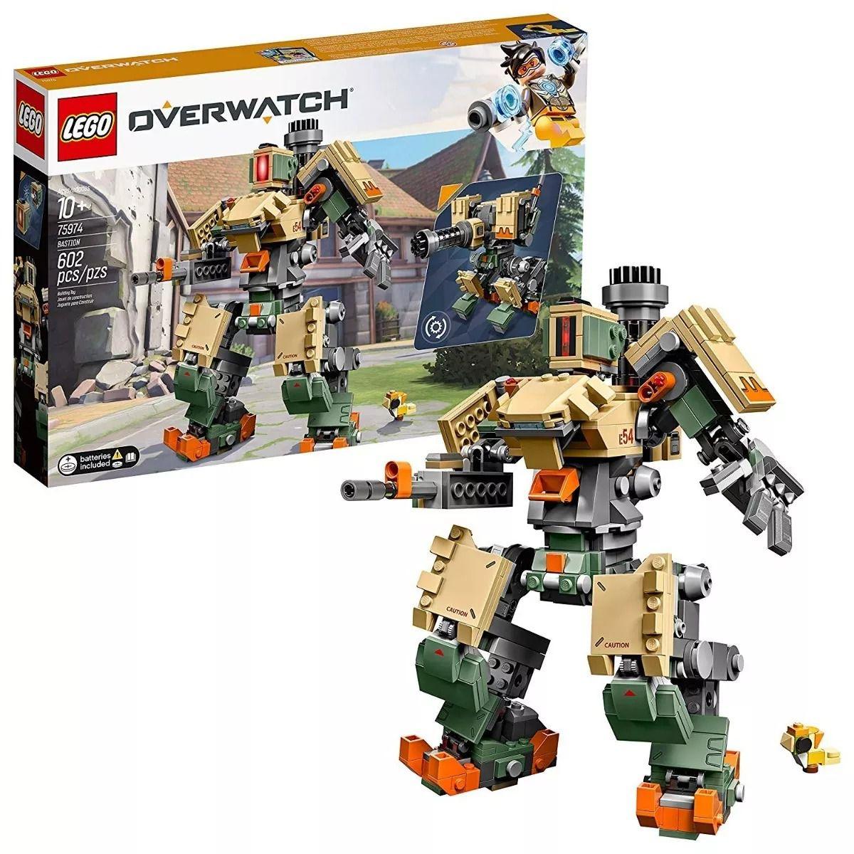 Lego 75974 Overwatch - Bastion – 602 peças