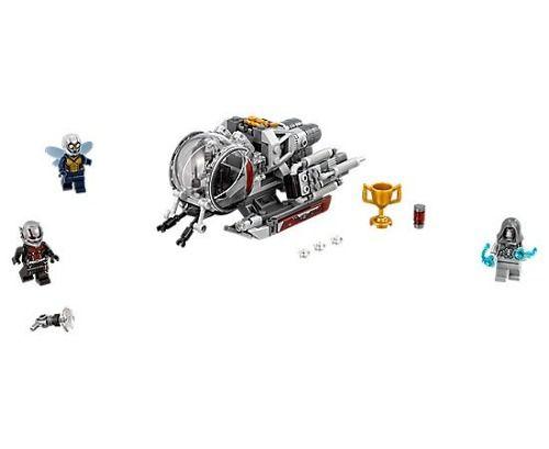 Lego 76109 Super Heroes Reino Quântico Homem Formiga E Vespa   - Doce Diversão