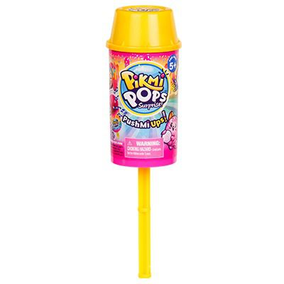Pikmi Pops Surpresa Picolés Confetes  - Dtc
