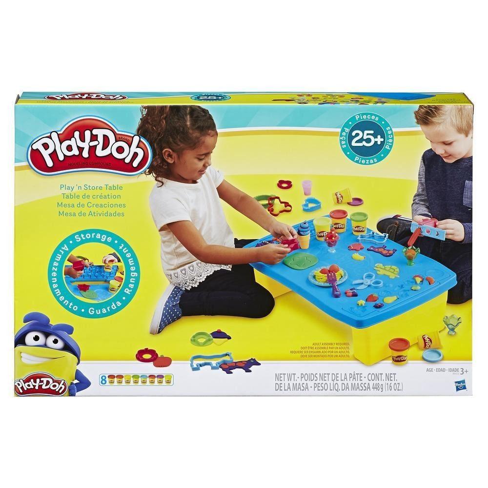 Play Doh Kit Mesa Criativa de Atividades  Hasbro