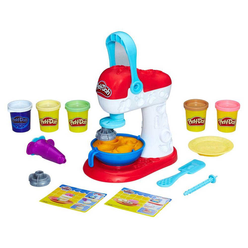 Play Doh Massinha Batedeira de Cupcake Hasbro