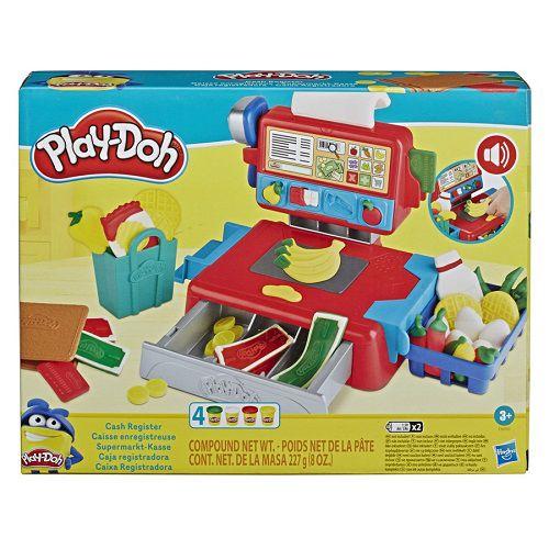 Play-doh Massinha - Caixa Registradora Com Som – Hasbro