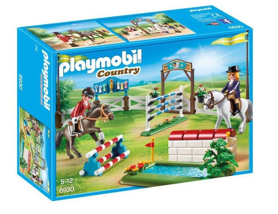 Playmobil Country Show De Cavalos Com Jóquei - Sunny