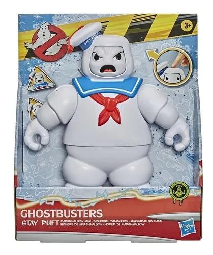 Playskool Ghostbusters Mega Mighties Stay Puft - Homem Marshmallow  Hasbro