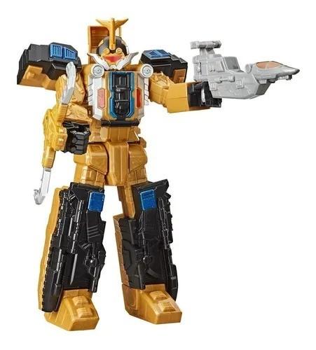 Power Rangers Beast Morphers Megazord Wrecker 30 cm  Articulado Hasbro