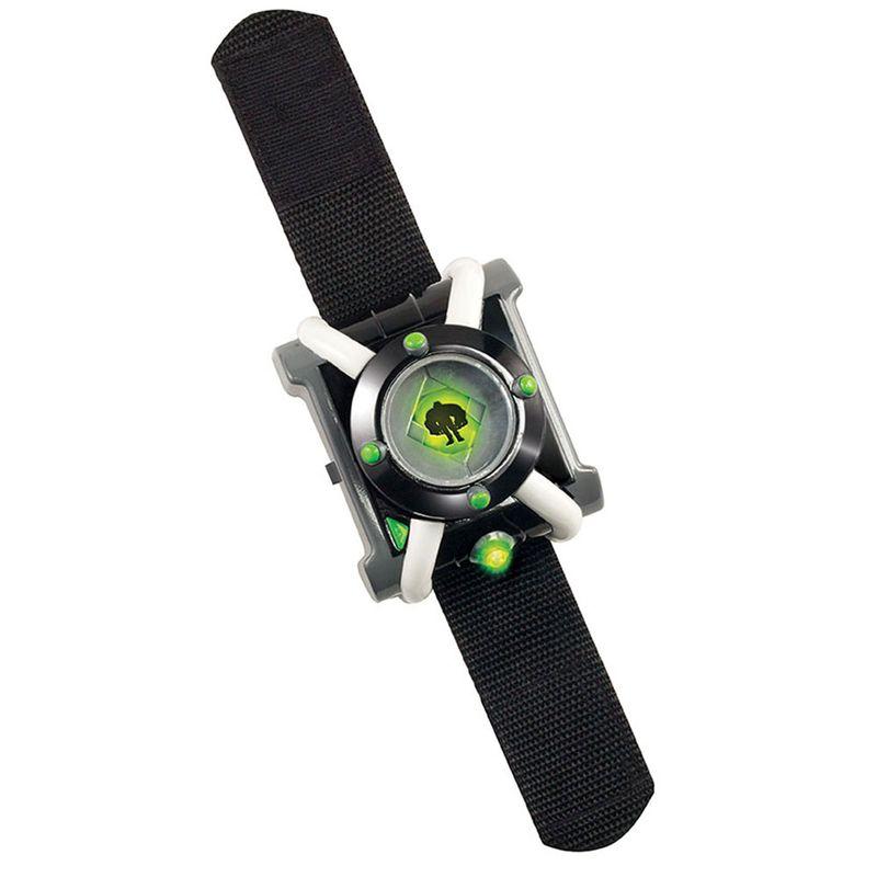 Relógio com Luzes e Som Portugues Ben10 – Omnitrix luxo - Sunny