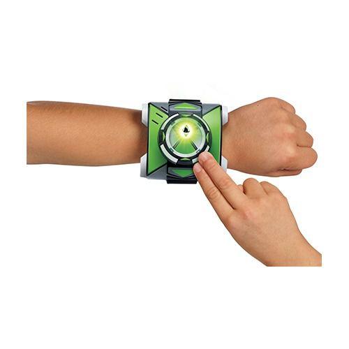 Relógio com Luzes e Som Portugues Ben10 – Omnitrix  - Sunny