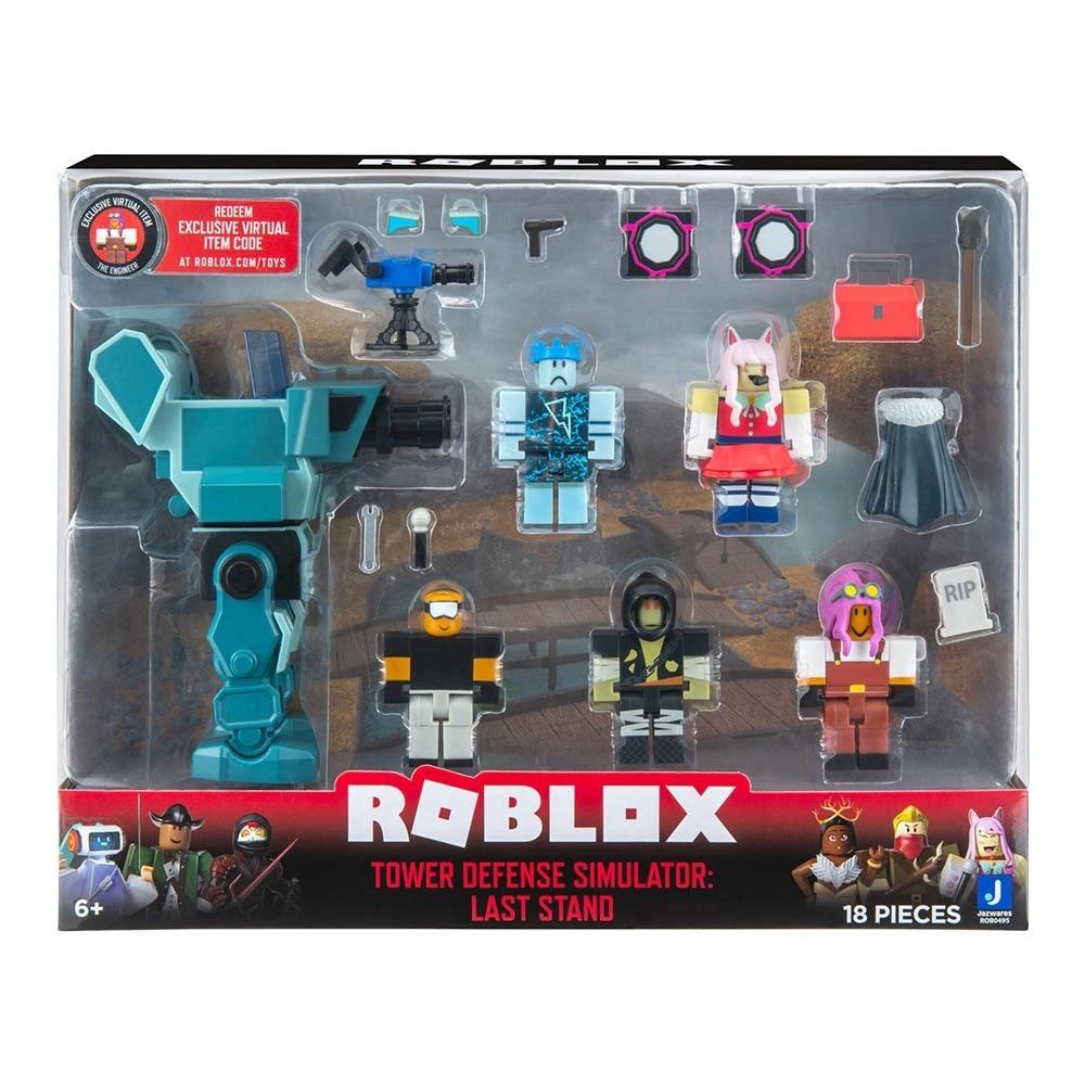 Roblox  Luxo Torre Simulador de Defesa : Last Stand  18 peças  - Sunny
