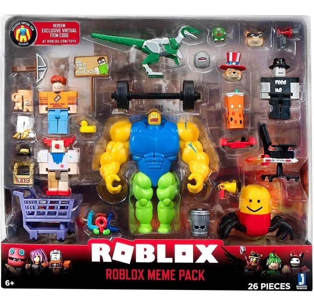 Roblox - Meme Pack 26 peças -  Sunny