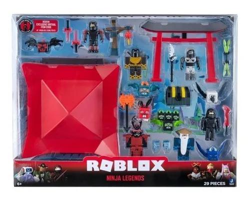 Roblox Playset Luxo Ninja Legends  29 peças  - Sunny