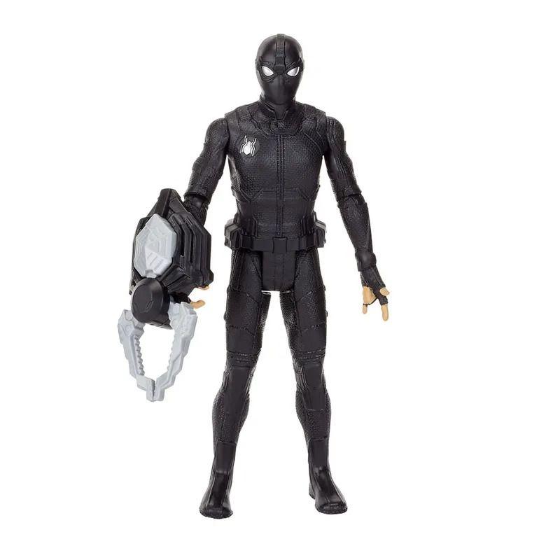 Spider-Man Longe de Casa – Boneco SpiderMan Articulado com Garra 15 cm - Hasbro