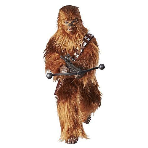 Star Wars Chewbacca Wookie 30 cm Deluxe C/ Som  - Hasbro